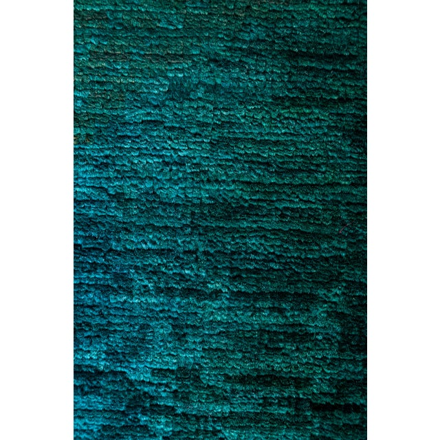 "Vibrance Hand Knotted Area Rug - 7' 10"" X 9' 6"" - Image 3 of 4"