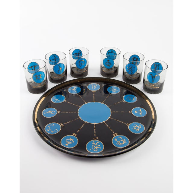 1960's Zodiac Barware Set For Sale - Image 10 of 10