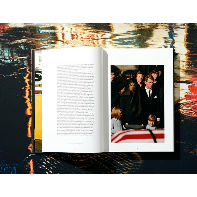 """Paper TASCHEN Books, """"Marvin E. Newman"""" Photography Collection, Limited Edition, Signed For Sale - Image 7 of 8"""