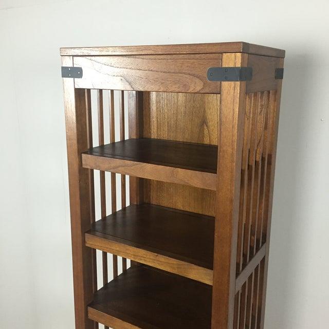 Arhaus Narrow Bookcase - Image 7 of 10