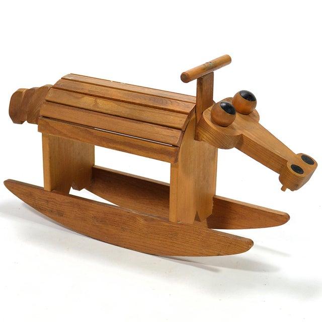 Whimsical Handmade Hobby Horse - Image 2 of 9