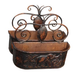 Image of Burnt Umber Planters