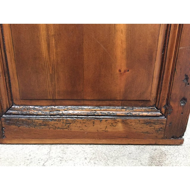 Set of Two French Provincial Country Interior Doors For Sale - Image 9 of 10