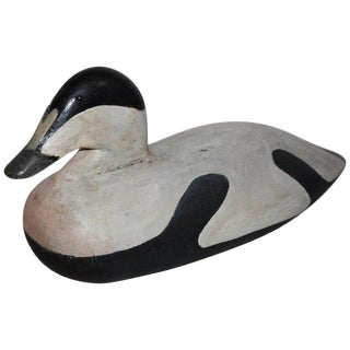 Original Painted Signed Decoy For Sale