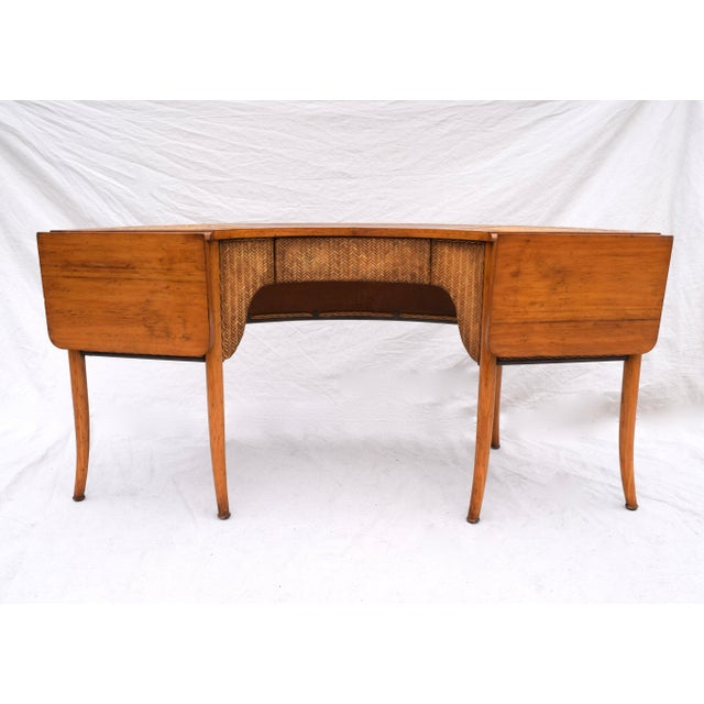 Demi Lune Cocktail/Hunt Table For Sale - Image 13 of 13