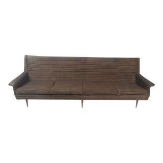 Impressive Mid-Century Modern Sofa by Milo Baughman for Thayer Coggin For Sale