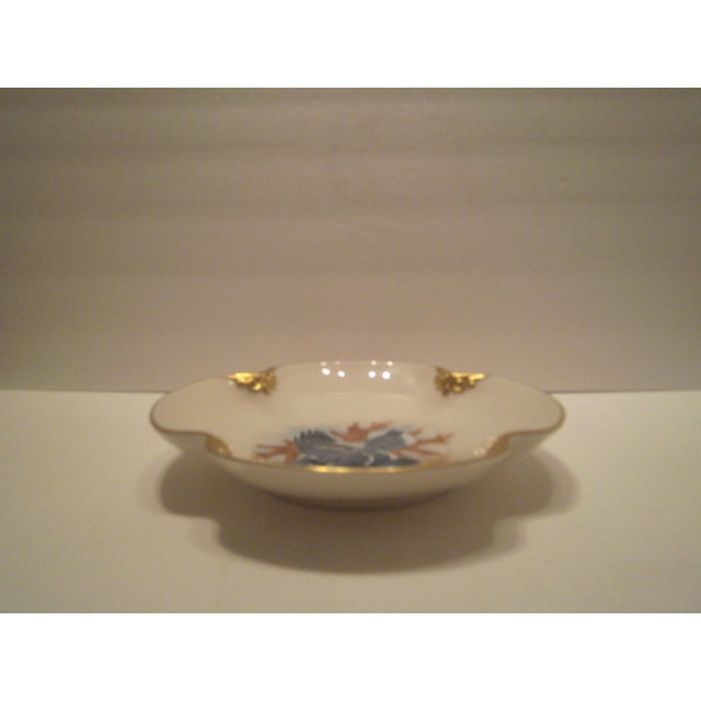 Pickard China Hand Decorated Gold Gilt Bowl - Image 6 of 7