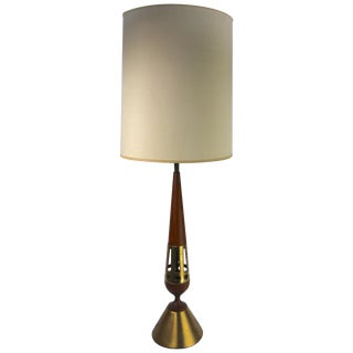 Tony Paul for Westwood Lamp Mid Century Table Lamp For Sale