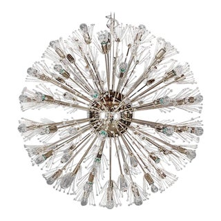 Emil Stejnar Style Sputnik Chandelier For Sale