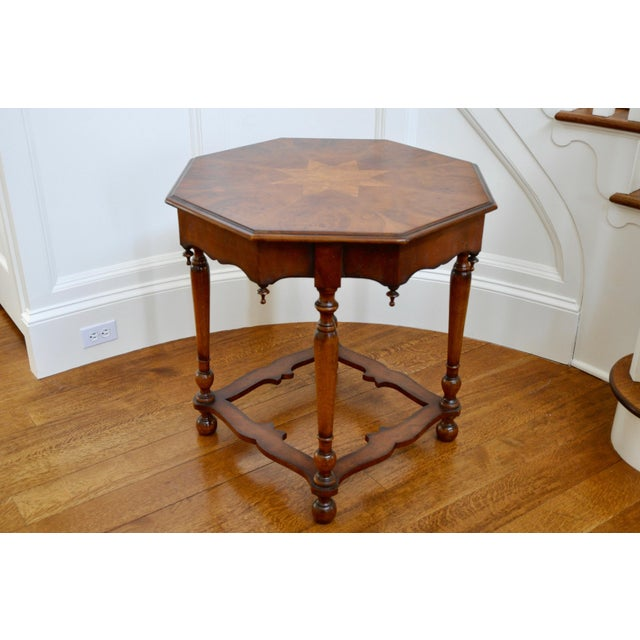 William & Mary Accent Table - Image 2 of 5