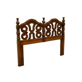 Spanish Thomasville Furniture Queen Size Headboard Preview