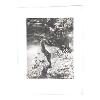 Vintage Ltd. Ed. Silver Gelatin Photographs-Female Nudes-1938-Folio Size For Sale