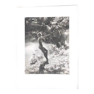 Vintage Ltd. Ed. Silver Gelatin Photographs-Female Nudes-1938-Folio Size For Sale