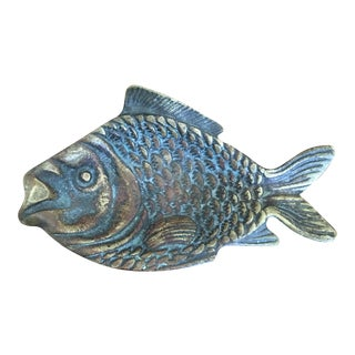 Brass Fish Plate