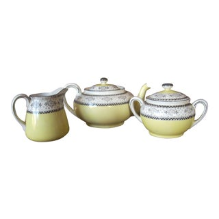Vintage Nippon Tea Set - Set of 3