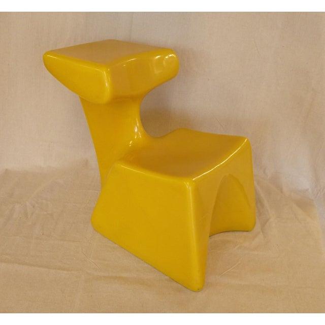 1970s 1970s Vintage Luigi Colani Zocker Chair Desk For Sale - Image 5 of 12