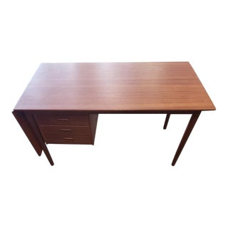 Arne Vodder Mid Century Modern Desk For Sale