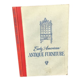 "1952 ""Early American Furniture"" Book For Sale"
