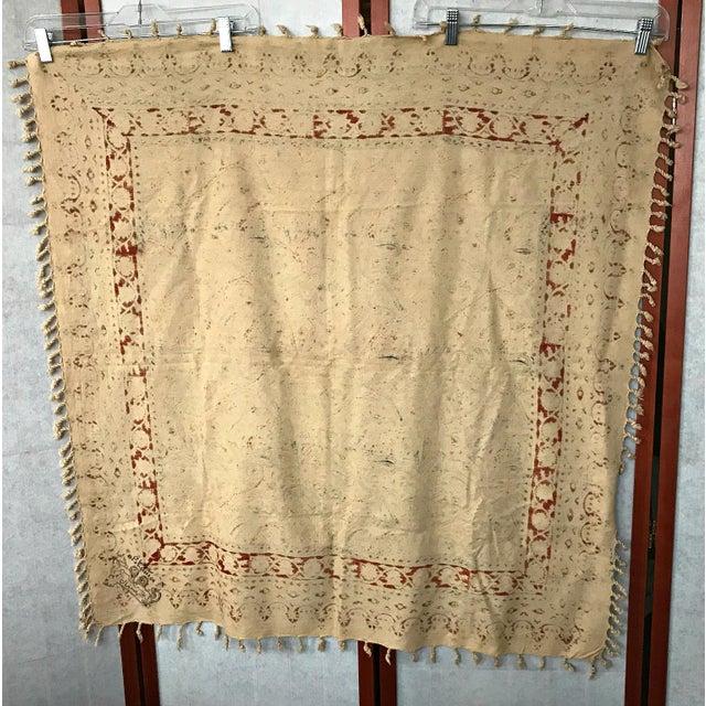 Antique Persian 19th Century Textile - Image 2 of 7