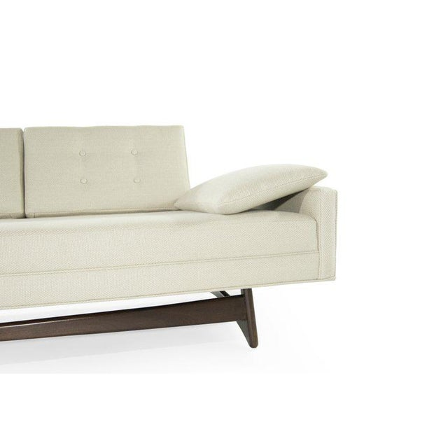 Adrian Pearsall for Craft Associates Model 2408 Sofa For Sale - Image 9 of 12