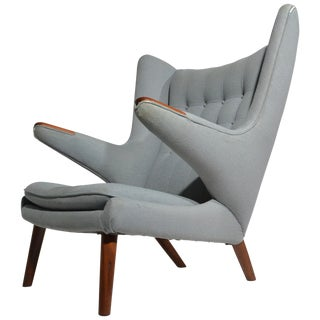 Papa Bear Chair, Model Ap 19, by Hans J. Wegner for a.p. Møbler For Sale