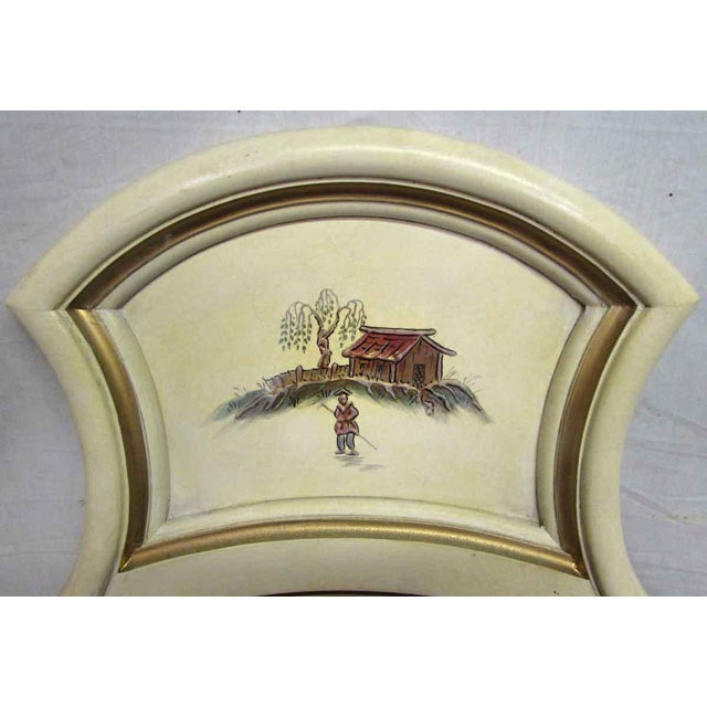 French French Country Mirrors - A Pair For Sale - Image 3 of 6