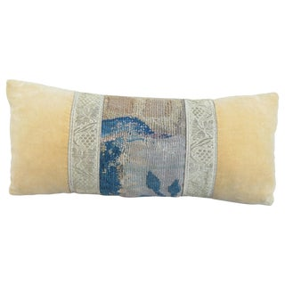Maison Maison 18th Century European Tapestry Pillow For Sale