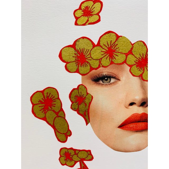 My collages have served as a visual journal for the last two years. I have used found images to create my collages and...