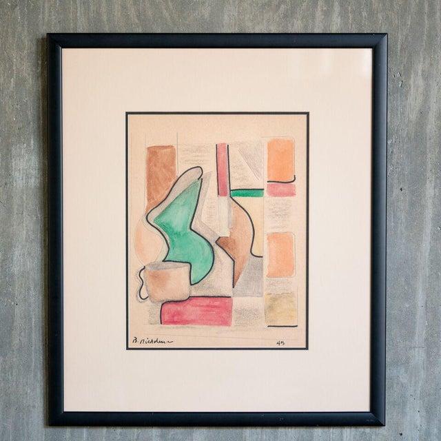 slant select -- Untitled. Nicholson (Royal Artist UK) - Image 3 of 3