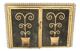 Image of Spanish Fireplace Screens and Fenders
