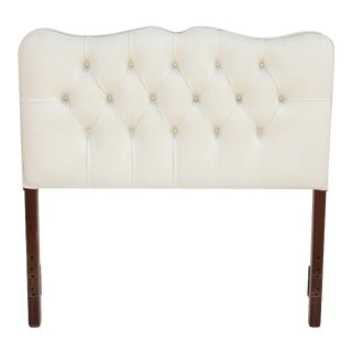 Twin Tufted Headboard