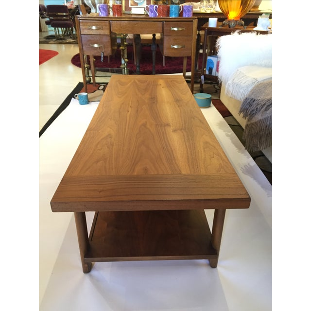 Lane Coffee Table with Sliding Door - Image 7 of 7