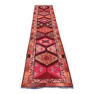 Vintage Anatolian Runner Rug For Sale