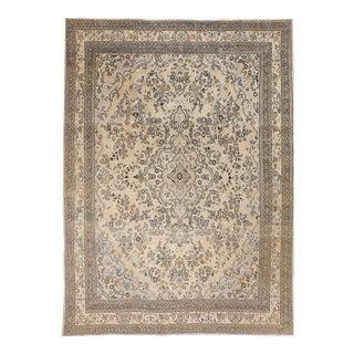 Vintage Persian Hamadan Rug, 9' X 12' For Sale