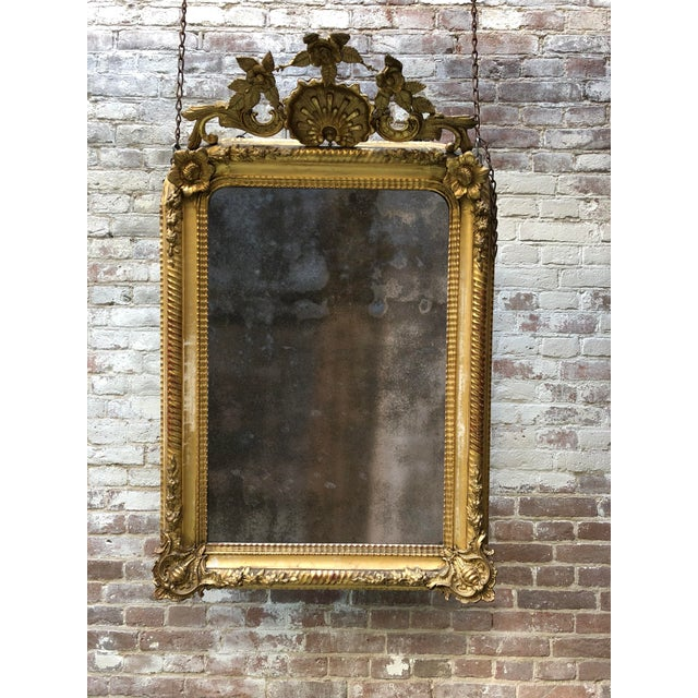 19th Century Mirror For Sale - Image 11 of 12