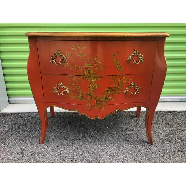 Chinoiserie Chest of Drawers by Baker Furniture For Sale - Image 13 of 13
