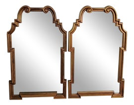 Image of Queen Anne Wall Mirrors