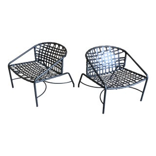 Tadao Inouye for Brown Jordan Lounge Chairs - a Pair
