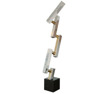 Curtis Jere Kinetic Lamp For Sale