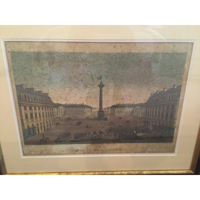 1830's French Prints, Louis Philippe Frame - Pair - Image 5 of 8