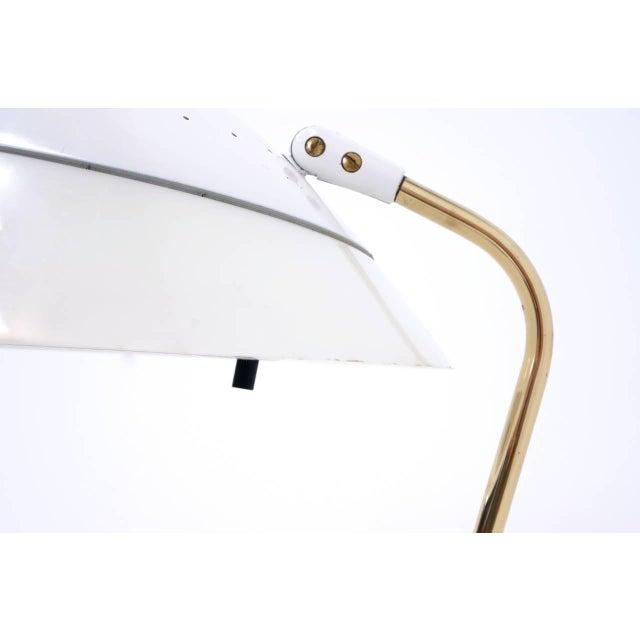Mid-Century Modern Gerald Thurston for Lightolier Desk or Table Lamp For Sale - Image 3 of 10