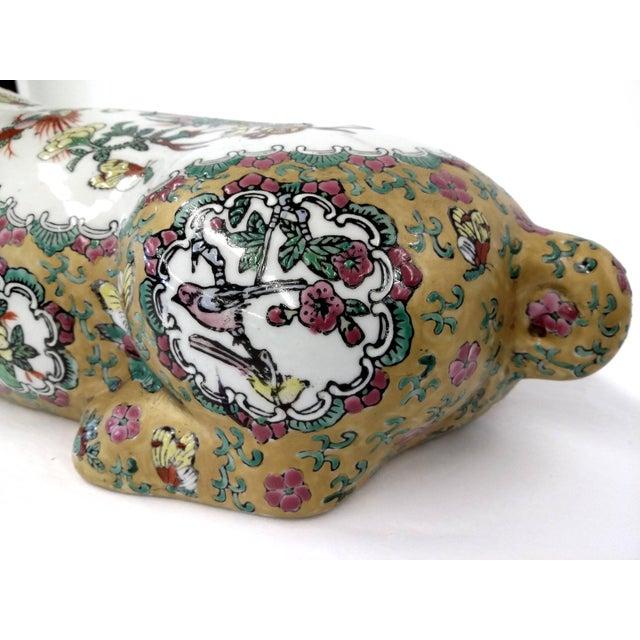 Japanese Meiji Antique Porcelain Pig - Image 5 of 10