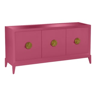 Casa Cosima Hayes Sideboard, Old Claret For Sale