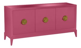 Image of Pink Credenzas and Sideboards