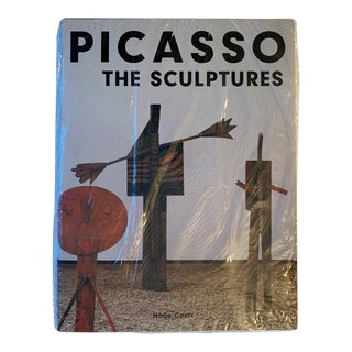 Picasso: The Sculptures: A Catalogue Raissone of the Sculptures For Sale