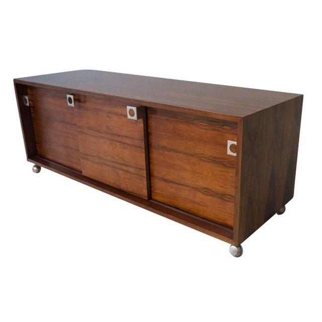 Bodil Kjaer Bodil Kjaer Mid-Century Rosewood Sideboard For Sale - Image 4 of 11