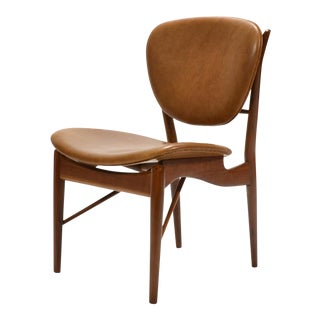 Finn Juhl Side Chair For Sale