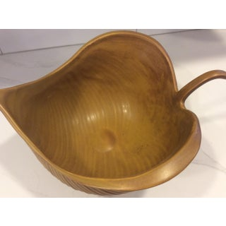 Jonathan Adler Mustard Yellow Leaf Bowl Preview