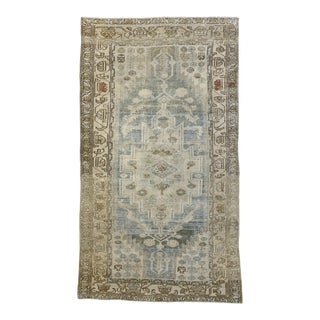 Antique Persian Malayer Design Rug - 03'07 X 06'04 For Sale