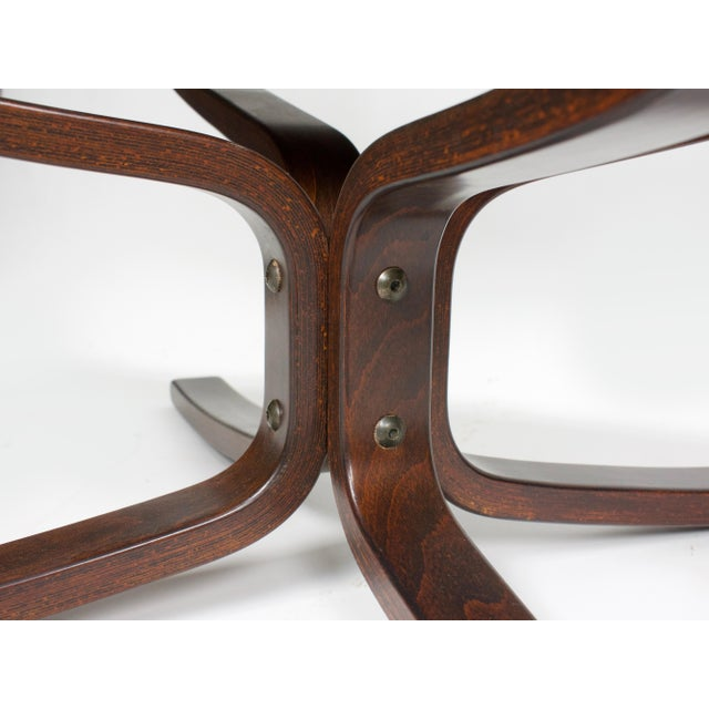 1970s Sigurd Resell for Vatne Møbler Falcon Lounge Chairs- A Pair For Sale - Image 11 of 13